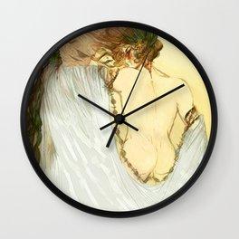 HEAD OF MEDUSA Wall Clock