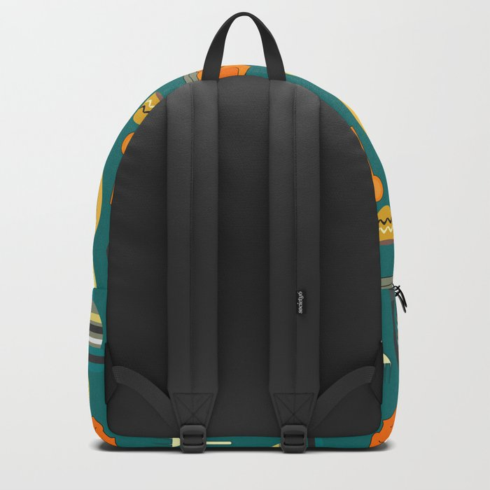 Family dinner Backpack