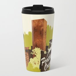 Portland, Oregon Travel Mug