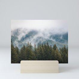PNW Forest Adventure - Nature Photography Mini Art Print