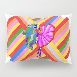 Rag Doll Pillow Sham