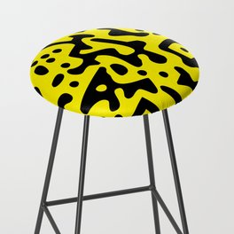 QR Clothes Yellow - Accessories Bar Stool