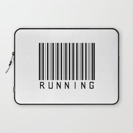 Barcode - Running  Laptop Sleeve