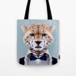Fashion cheetah Tote Bag