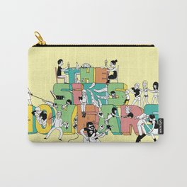 Cheers Carry-All Pouch