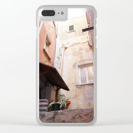 Homes Clear iPhone Case