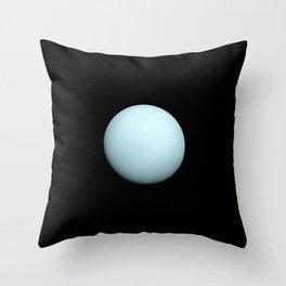 Nasa Picture 9: Uranus Throw Pillow