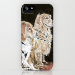 Sissy & Butter iPhone Case