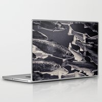 swim Laptop & iPad Skins featuring Swim by Marte Stromme