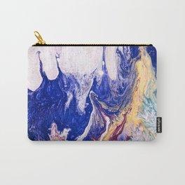 Cobalt Daydream Carry-All Pouch