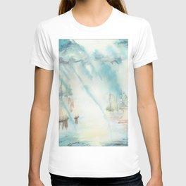Break in the Storm T-shirt