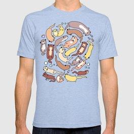 Adorable Otter Swirl T-shirt