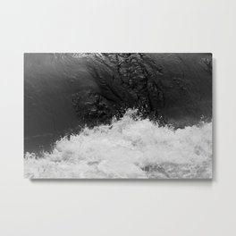 Don't drag me down Metal Print