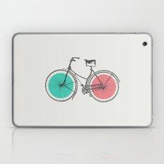 3D Bike Laptop & iPad Skin