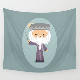 The Only One He Ever Feared Wall Tapestry