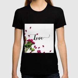 Love Tulips T-shirt