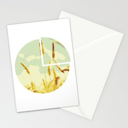 On the other side of the mountain Stationery Cards