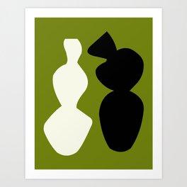 FORMS Art Print