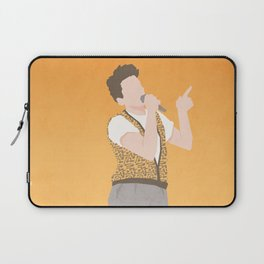 Life Moves Pretty Fast (Ferris Bueller) Laptop Sleeve