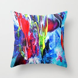 Abstract Perfection 6 Throw Pillow