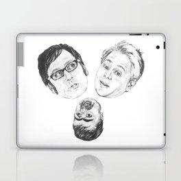 Where's my chippy? Laptop & iPad Skin