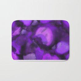 Petals, Lilac Bath Mat