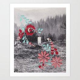 In Peace #3 Art Print