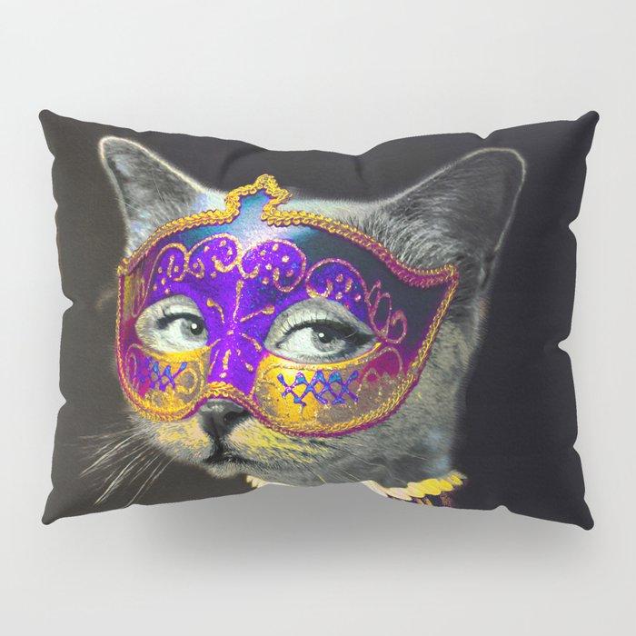 Cool Animal Art - Cat Pillow Sham