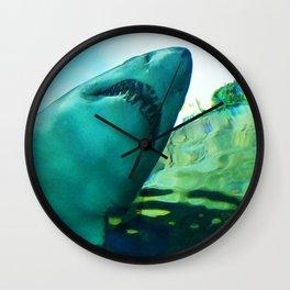 Life is not a ponyfarm Wall Clock