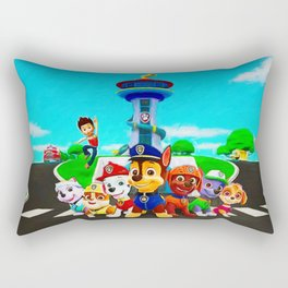 Paw Patrol Rectangular Pillow