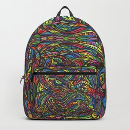 Stained Glas Backpack