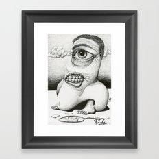 280812 Framed Art Print