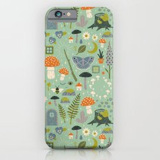 Fairy Garden iPhone 6 Slim Case