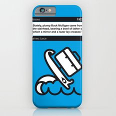 No021 MY Ulysses Book Icon poster Slim Case iPhone 6s
