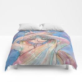 Eternal Shine Sailor Moon Make Up Comforters