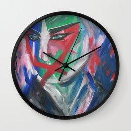 Politically Correct Wall Clock