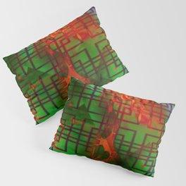 Shambala Matrix by Kenny Rego Pillow Sham