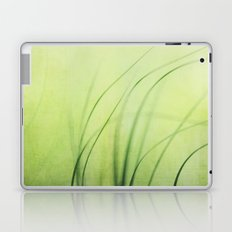 Swaying Grasses (with texture) Laptop & iPad Skin
