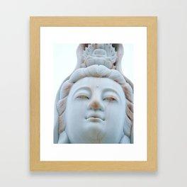 QUAN YIN  Framed Art Print