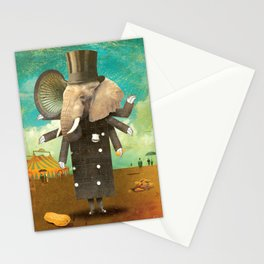 Circus-Circus: Security Stationery Cards