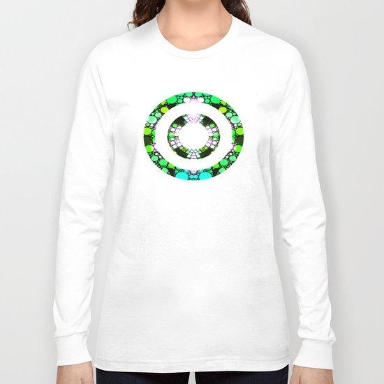 NEON NIGHTS II Long Sleeve T-shirt
