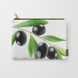 Branch with olives Carry-All Pouch