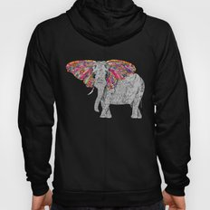 Bella The Happy Butterphant Hoody