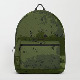And they called it camo Backpack