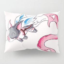 Support Flier Pillow Sham