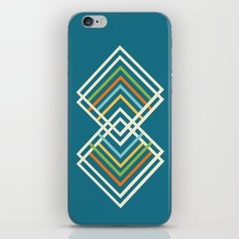 Track & Field iPhone Skin