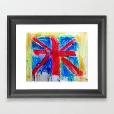 Jubilation  Framed Art Print