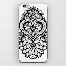 Sacred Flora iPhone Skin