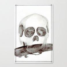 Tell No Tales Canvas Print