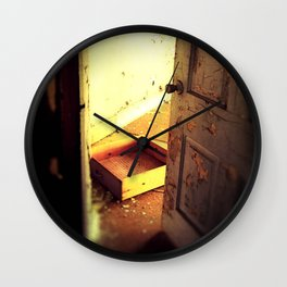 Where They Played... Wall Clock